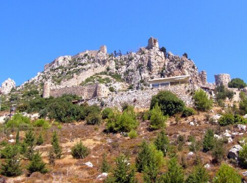 Visit in North Cyprus Land
